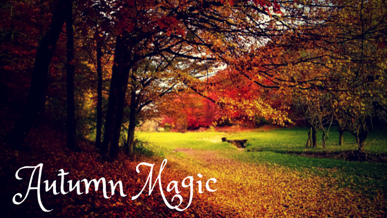 Magic of Autumn: the wheel of the year and the worldportals