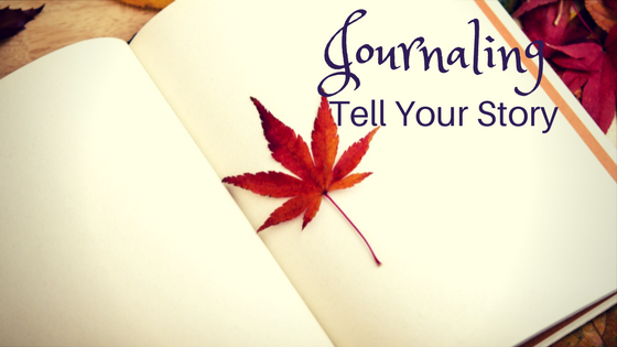 Journaling or: why you should stick with your story