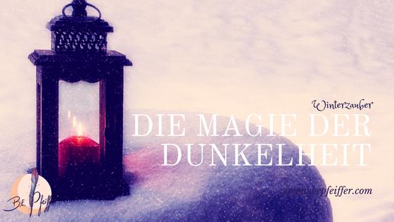 Die Magie der Dunkelheit